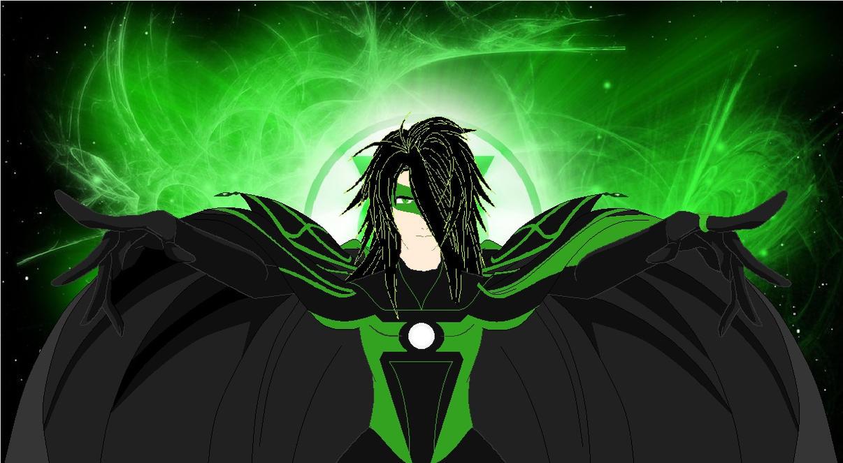 Green Lantern Corps by Sonicfan200000