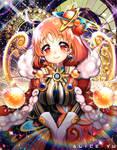 [Love Live!! ] Galaxy dress - Sun  [Chika Takami]