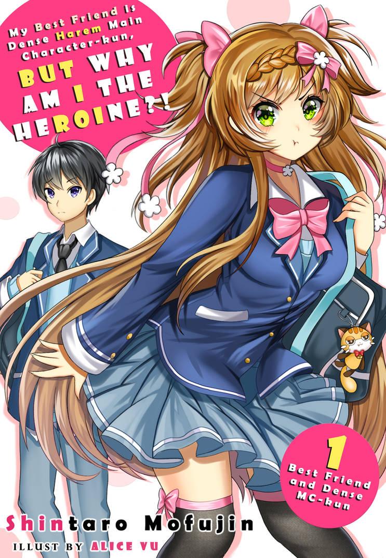Light Novel Cover Project by AliceVu134 on DeviantArt