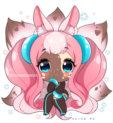 CHIBICHU COMMISSION - Miho by AliceVu134
