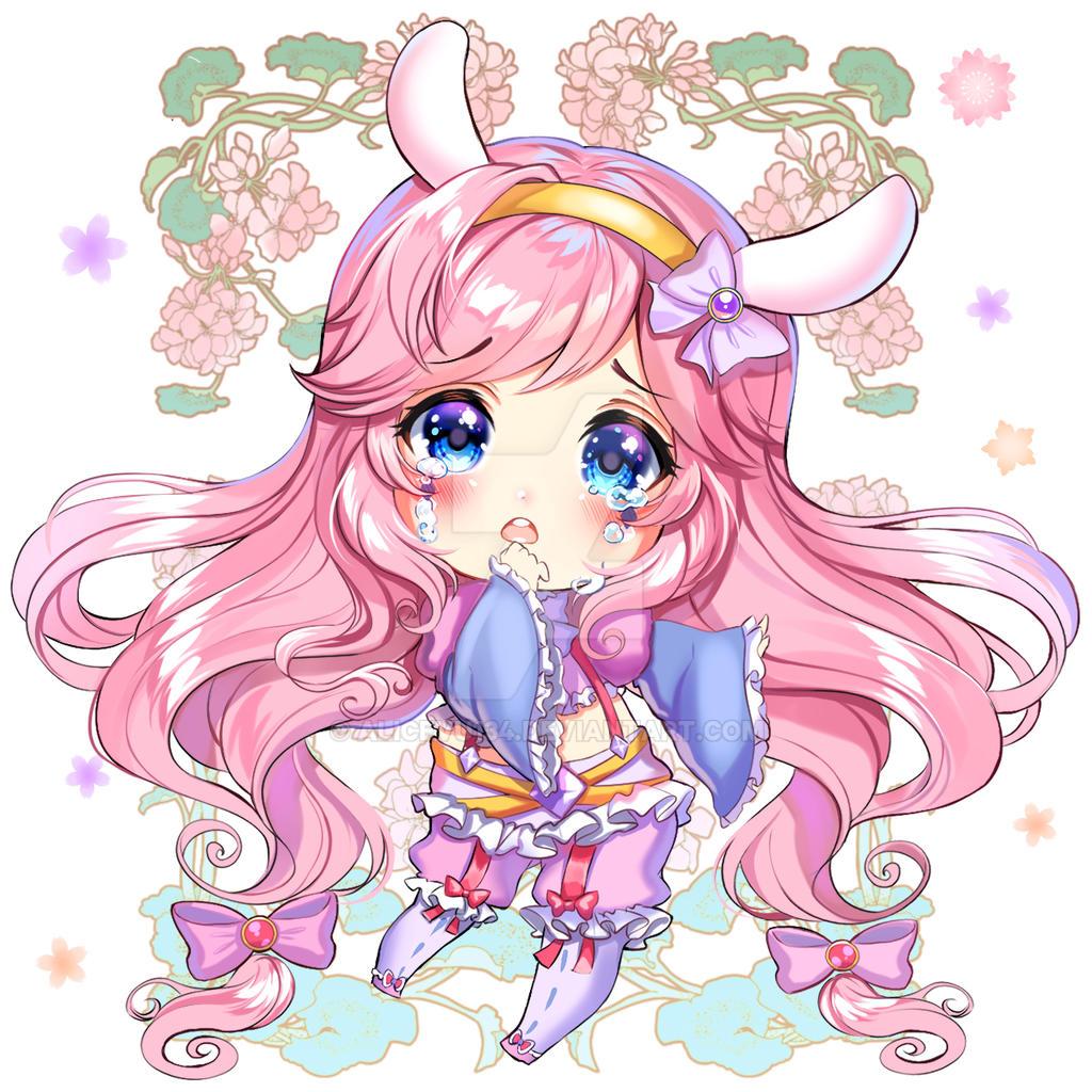 Chibi commission - Miyuki