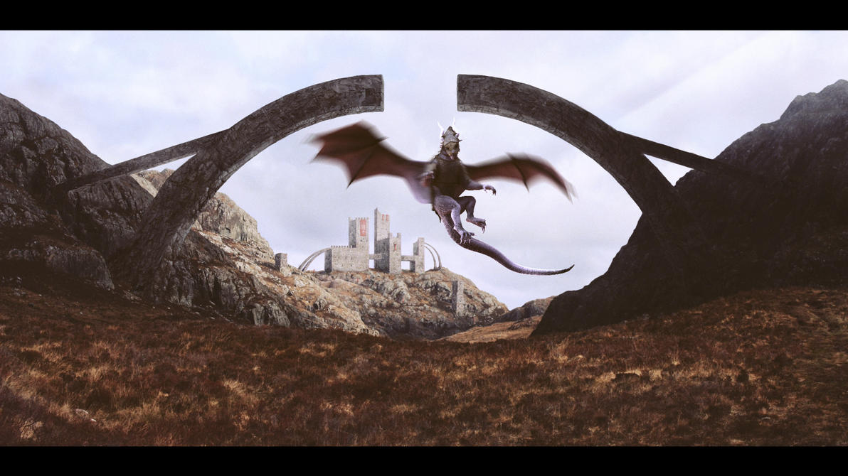 Dragon by The3dpro