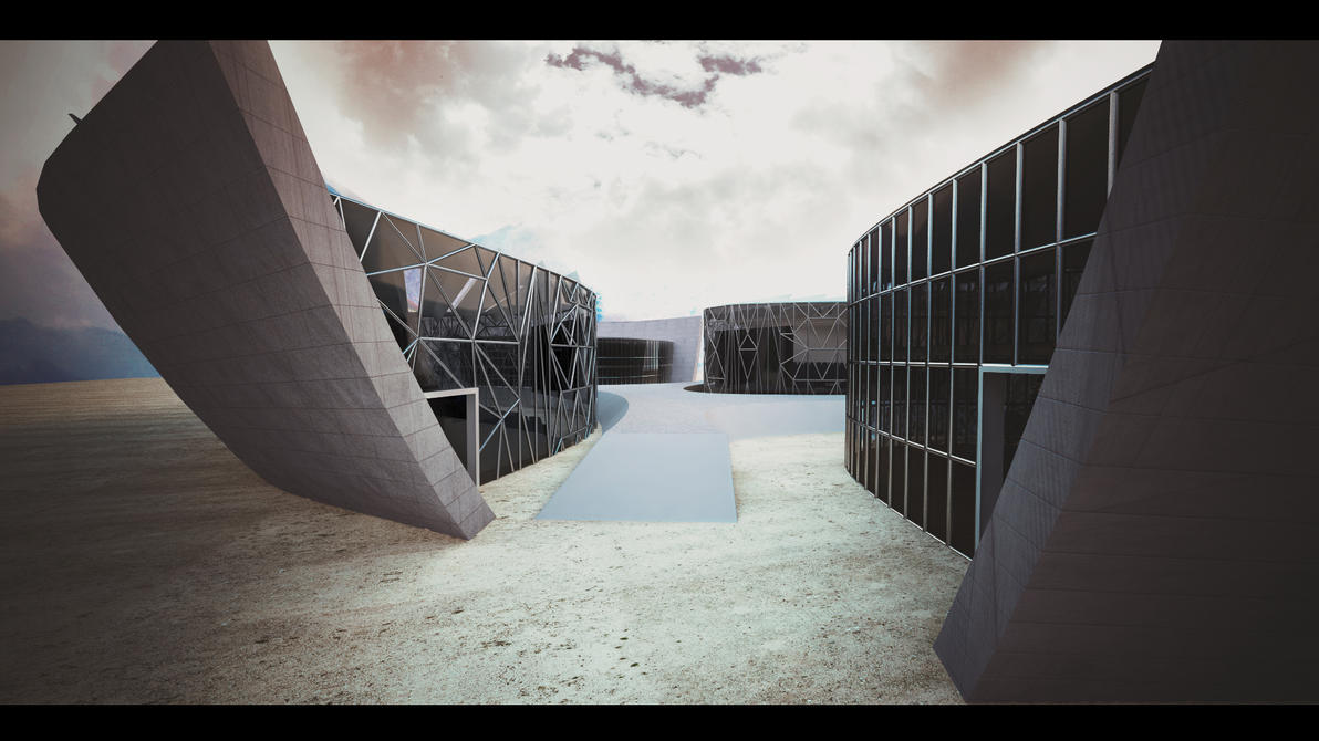 Architectural Render #1 by The3dpro