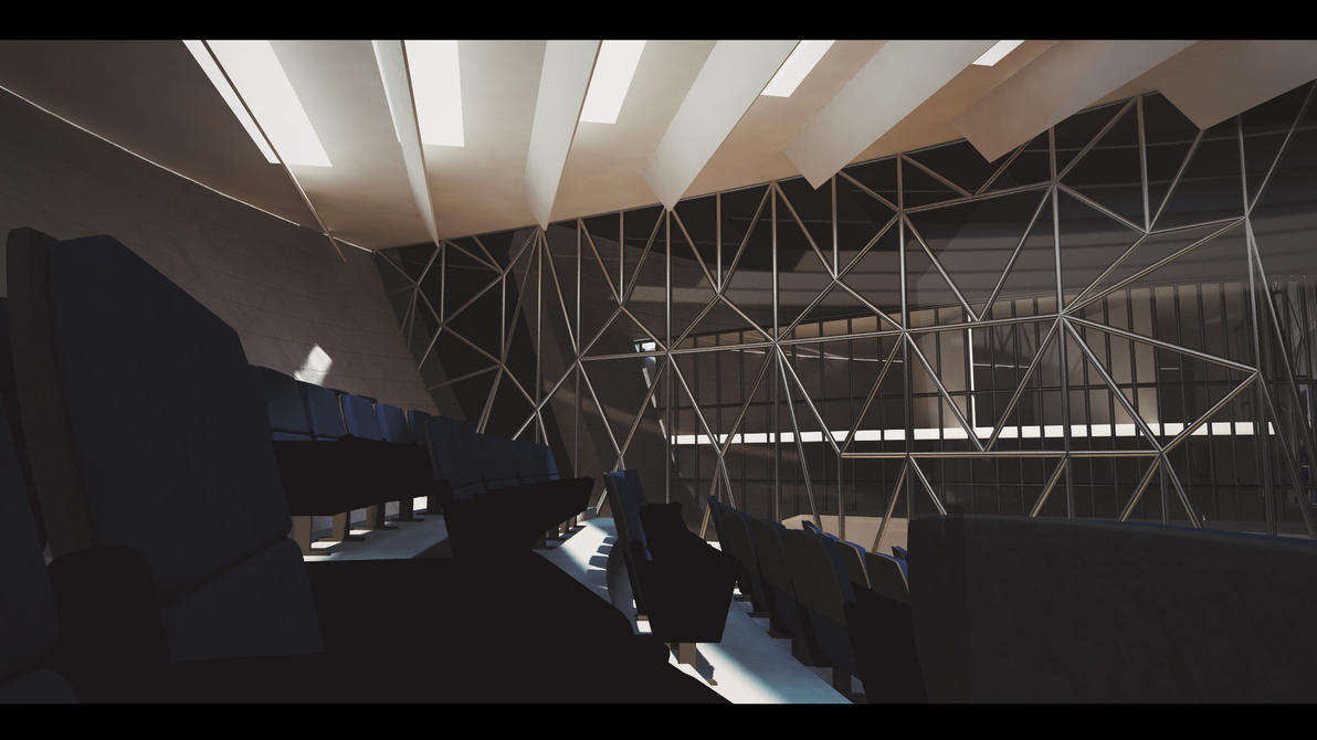 Architectural Render #2 by The3dpro