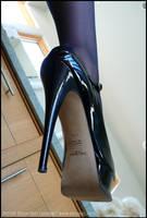 Yves Saint Laurent Shoe by stevedietgoedde
