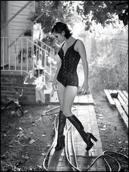 Jillian Ann, Los Angeles 2001