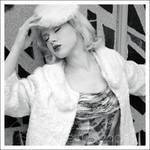 Mosh in White Fur