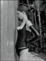 Sydney Grey, Beverly Hills 2001 by stevedietgoedde