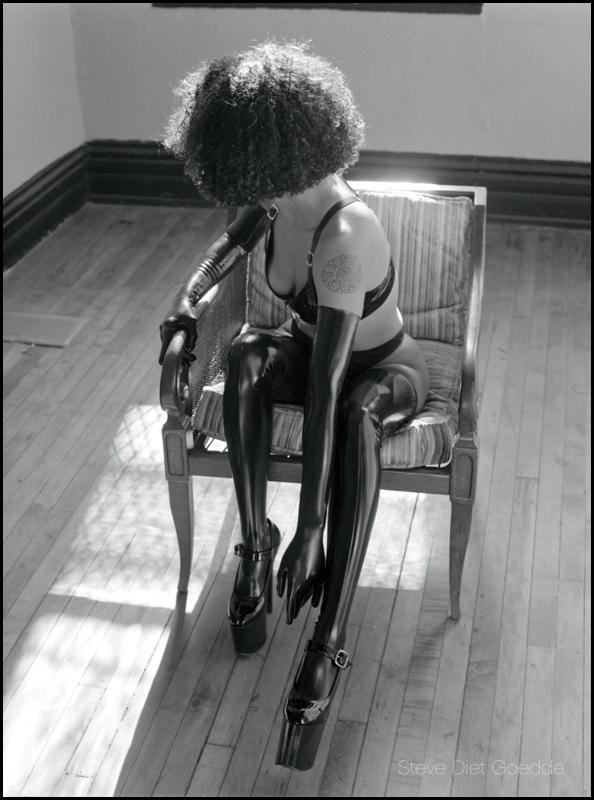 Marilyn, Chicago 1999 by stevedietgoedde