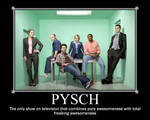 Psych Characters