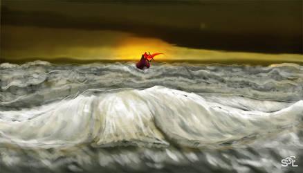SEA WAVE PRACTICE 07