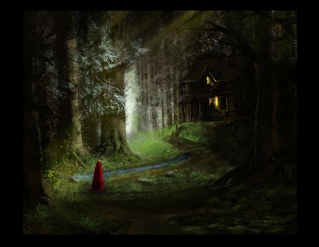 Red Riding Hood by Gycinn