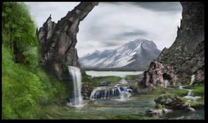 Landscape Hillside