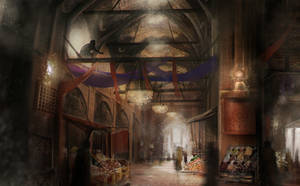 Concept : Arabic Market by Gycinn