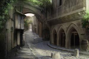 Concept : street view 2 (update) by Gycinn