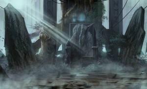 Ancient Throne by Gycinn