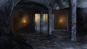 Tomb by Gycinn