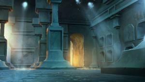 Catacombs by Gycinn