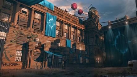 Grand Hotel by Gycinn