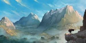 DSA - Regengebirge