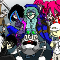M - Group Pic Avatar by kevjb