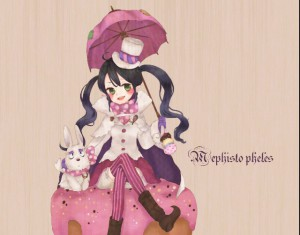 mephistolover's Profile Picture