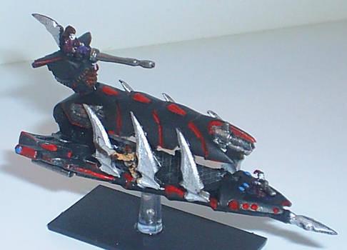 Dark Eldar - Barge of Pleaure