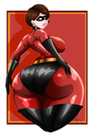 Helen Parr Booty (Mrs. Incredible)