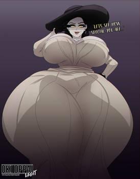 Vampire Lady RE8