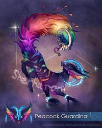 [CLOSED] Peacock Guardinal