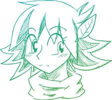 Elly Sketch by Wonchop