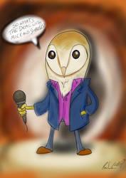 An Owly Comic by Wonchop