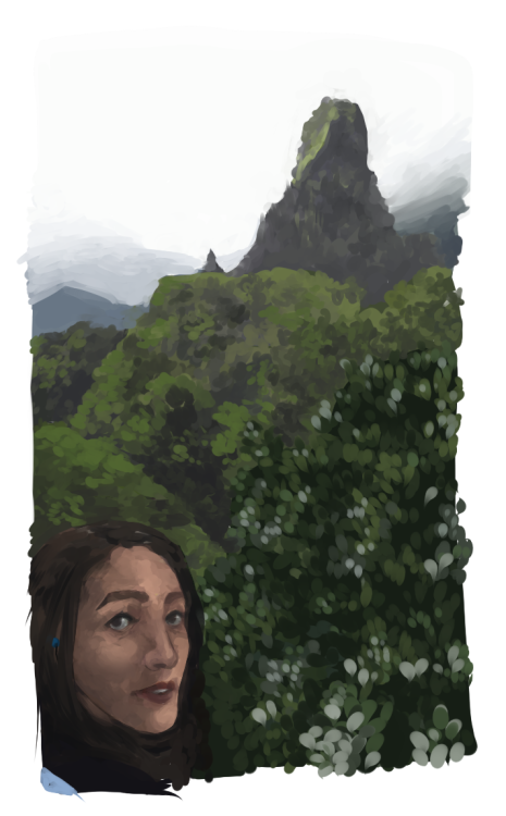 Iao Valley by SoloSnail