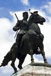 Royal statue of King Naresuan