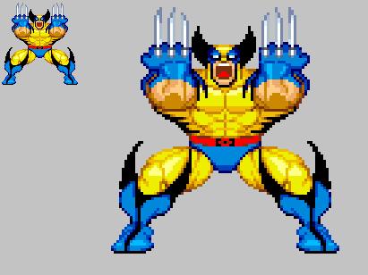 Wolverine by samatsumi