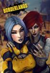 Maya and Lilith Borderlands 2