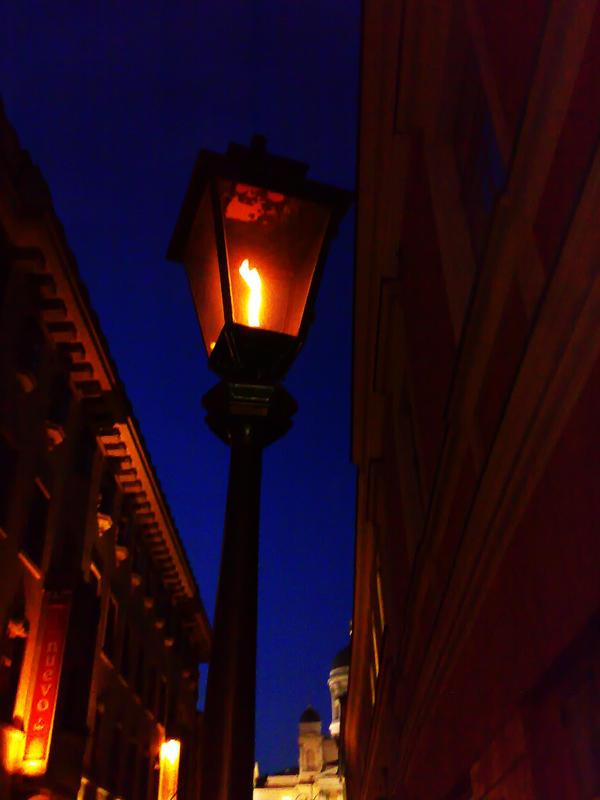 Burning Of The Midnight Lamp By Vonderwall ...