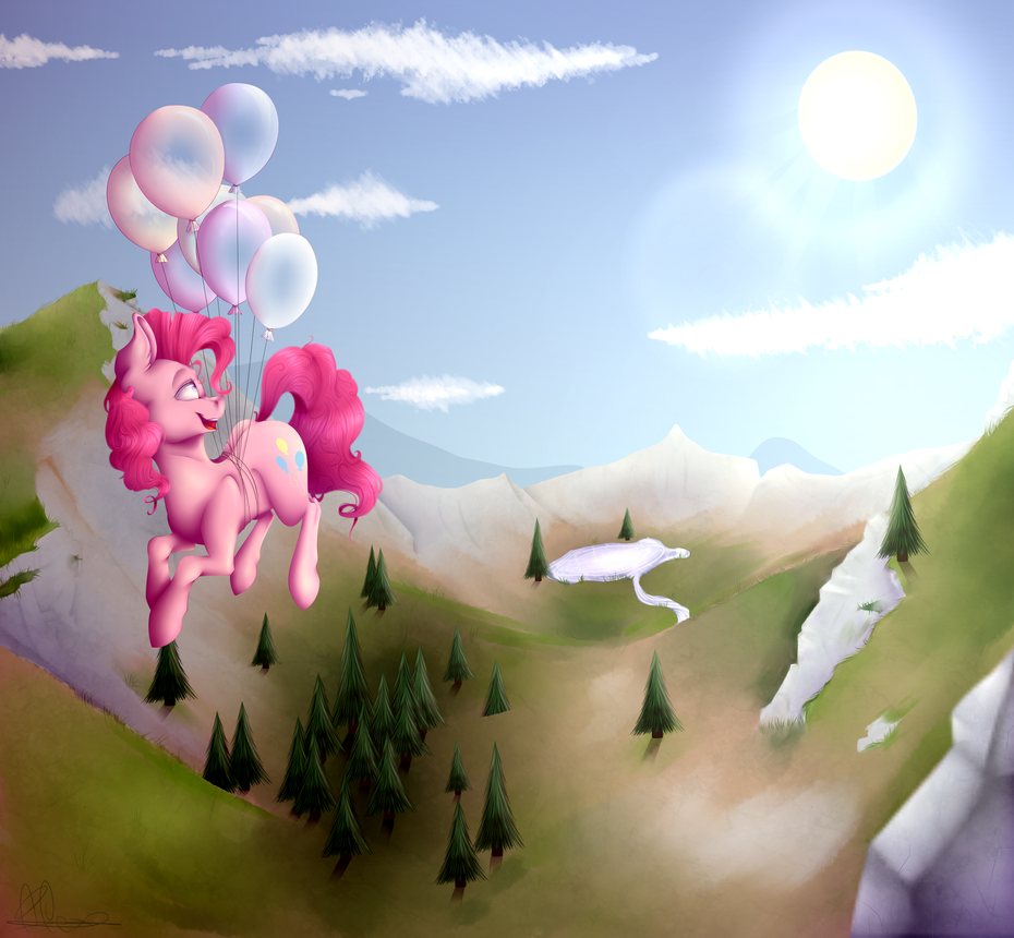 Over mountains by vavaig69