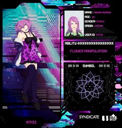 The-Syndicate: Mimi Hayashi
