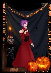 T-S: Halloween Mimi