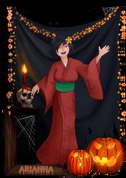 T-S: Halloween Ari