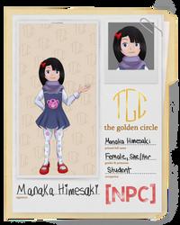 TGC - Manaka Himesaki (NPC)