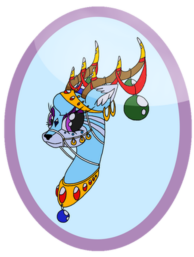 Solstice Badge by Midnite-Melodie