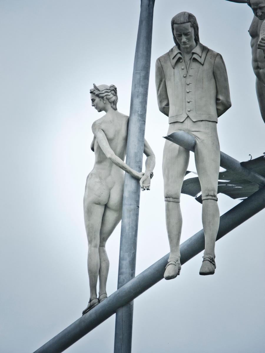 Peter Lenk, Lauffen am Neckar by basquiat79