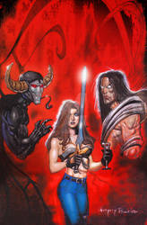 Maiden Hell Cover No-logo