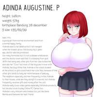 OC Revision - Adinda by Tupperwave