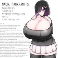 Nadia Maharani Subandono by Tupperwave