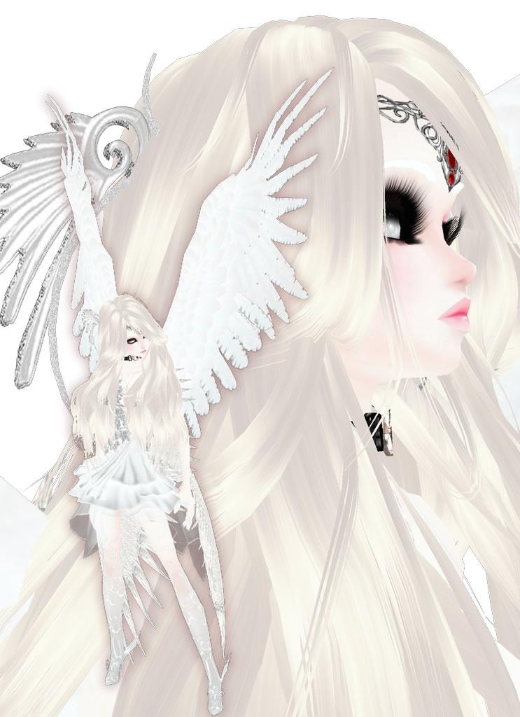 Angel-chinari by 0Teru