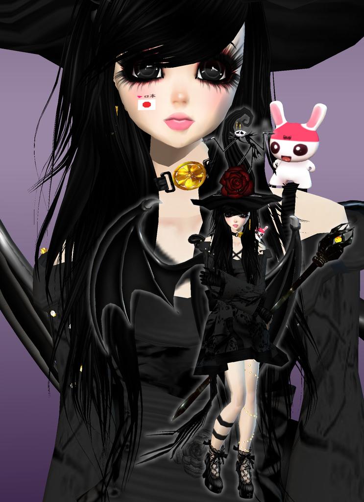 gosloli Witch-Saya by 0Teru