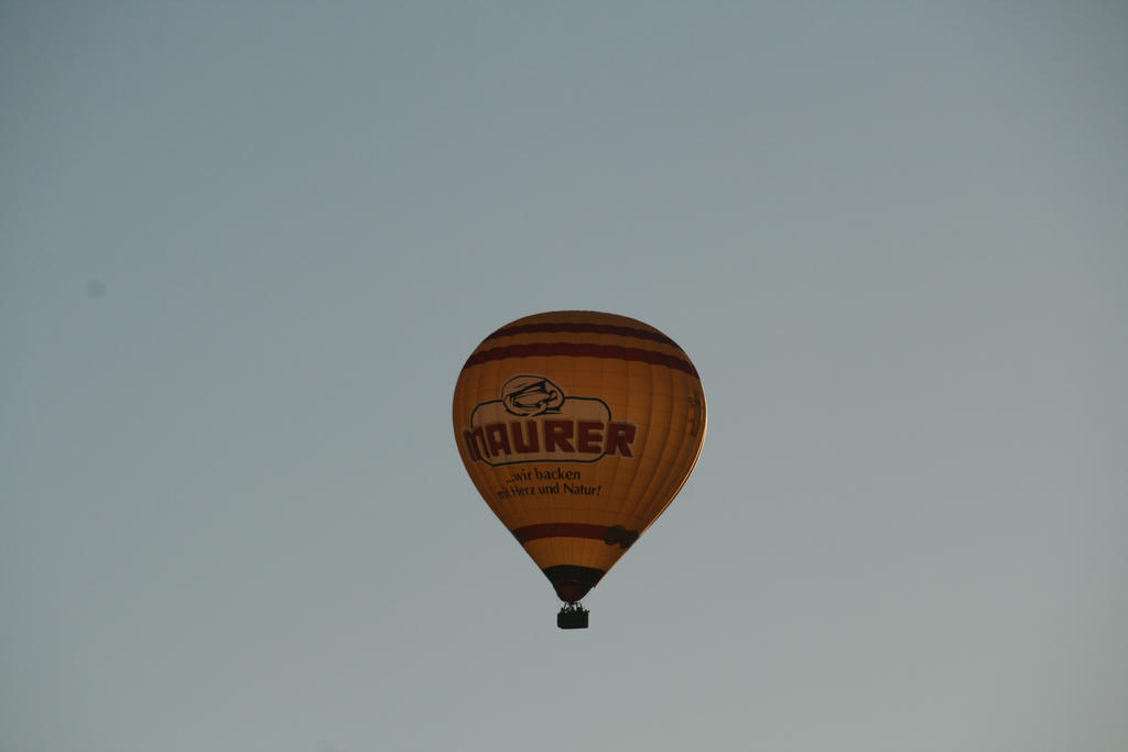 Orange Balloon by Amigo-Rosenstein
